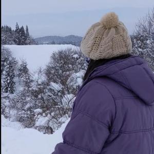 山形…雪凄し❗