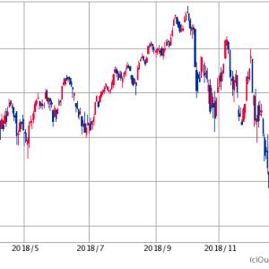 2018年 初めての米国株投資は多額の含み損スタート