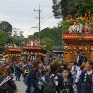 三倉のお祭り