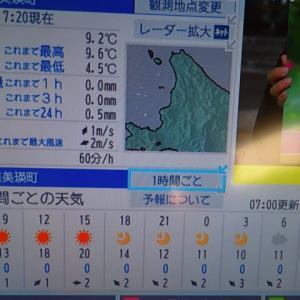 21日♪ 富良野へ♪
