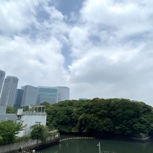 新旧が同時に見れる東京って面白い