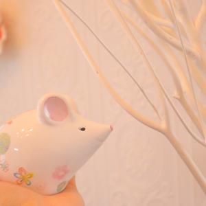 フリーコース 絵の具でネズミちゃん♡*