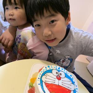 happy birthday〜あやっち7歳〜