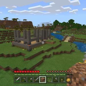 【Minecraft】操作ボタンがごっちゃになる【fallout76】