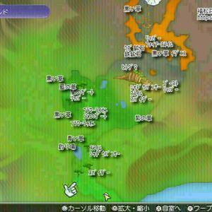 【RF5】超序盤!ケルプ火山地帯入口近辺モンスタマップ【ルーンファクトリー5】