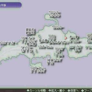 【RF5】ガディウス平原モンスター分布マップ/銀鉱石の場所【ルーンファクトリー5】