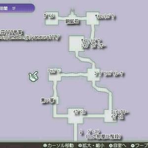 【RF5】エイトールの暗闇モンスターマップ【ルーンファクトリー5】