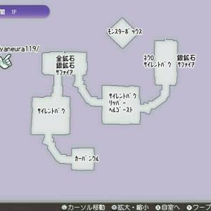 【RF5】とこしえの闇モンスター分布マップ【ルーンファクトリー5】