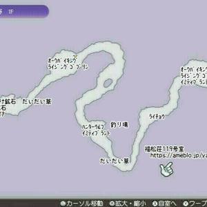 【RF5】雷鳴の荒野 モンスター分布マップ【ルーンファクトリー5】