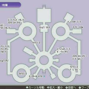 【RF5】seed天空城 モンスター分布マップ【ルーンファクトリー5】