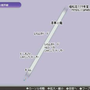 【RF5】フィンブルの境界線 モンスター分布マップ【ルーンファクトリー5】