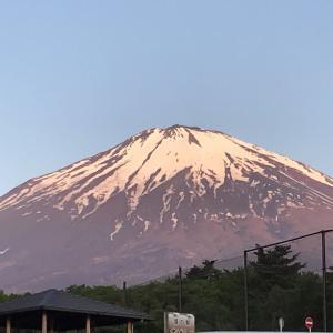 富士山3peaks(一部省略)温泉ライド?