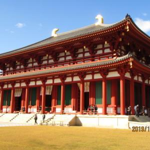 奈良に来て首里城を思う・・・