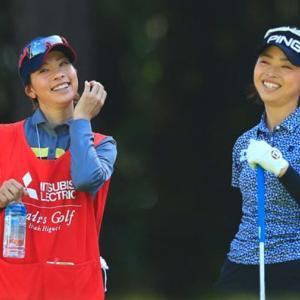 森田理香子が1回限りのキャディ「ゴルフは続けるつもり」・・去就は?