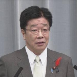 """北朝鮮の新型ミサイル公開に """"警戒監視など全力を"""" 官房長官・・日本大丈夫?"""