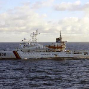 海保調査に韓国が中止要求 長崎沖、外交ルートで抗議・・敵国、韓国