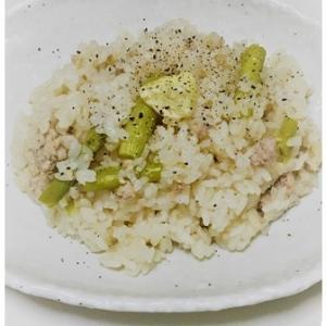 最近作って美味しかった炊き込みご飯、チャーハン、春雨の中華風サラダ
