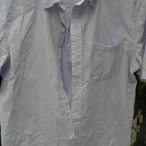 シャツについたミートソースのシミ