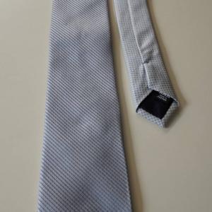 ネクタイについた食べ物のシミ