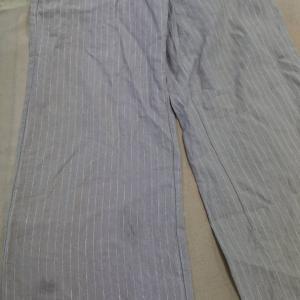 婦人パンツについた軟膏