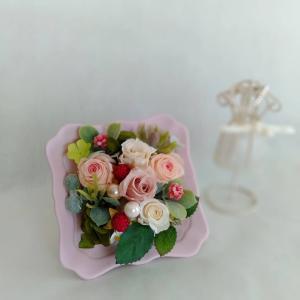退職祝に贈る花