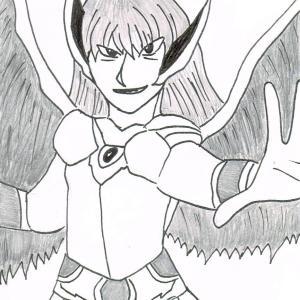 【竹馬版イケメン魔物】第23回 : アロー軍団のオリキャラ!その4『シュキン』