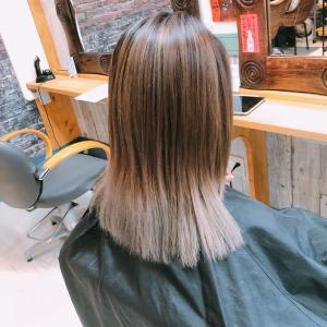 染める前の髪、閲覧注意(草)