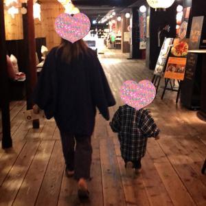 のれそれ食堂で豪華ブッフェ 〜2020年1月 家族旅行〜