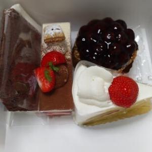 クローヴのケーキ(^^♪
