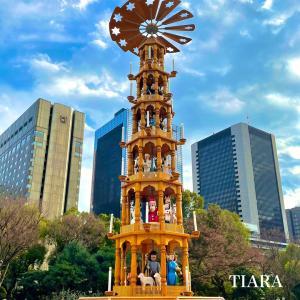 東京クリスマスマーケット2020☆日比谷公園