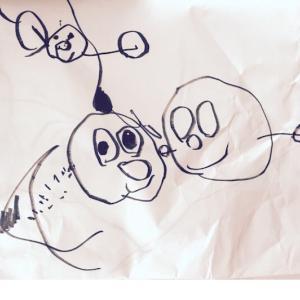 Q&A 私に絵を描いてと頼むことが多いです