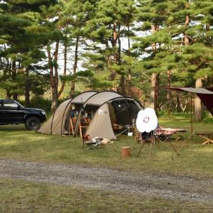 キャンプ報告( ^ω^ )