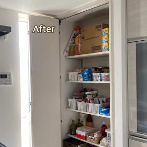 【整理収納サポート実例】使いやすい収納に変える!