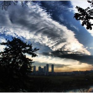 きょうの雲