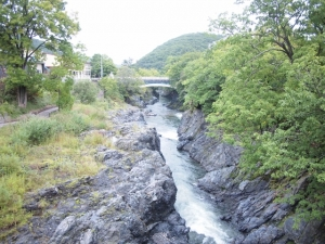 滝上から遠軽、留辺蘂、塩別つるつる温泉2019/09/16