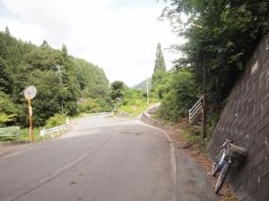 須坂から毛無峠、やむなく中野へ2019/08/24