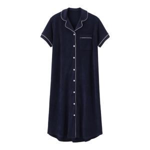 GUで買っちゃったw「パイルパジャマワンピース(半袖)」