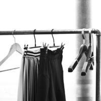 洗濯物を干す作業効率 便利アイテムハンガー