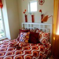 セミシングル 狭い部屋にもベッドを置きたい 省スペース