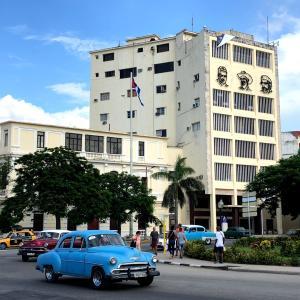 魅惑の国、キューバへ行ってきた!その1