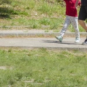 体型の崩れは、間違った歩き方が原因かも知れないそうです