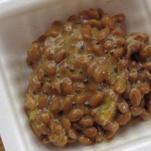 筋トレした後には、納豆を食べるのがおススメだそうです