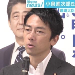 小泉進次郎は財務省と菅グループのホープ