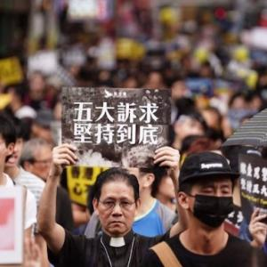 香港デモが終わらない理由