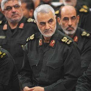 アメリカとイランは戦争にならない