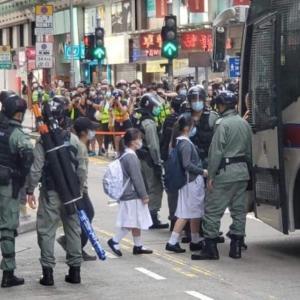 香港、台湾は戦っている・・・しかし日本は?!