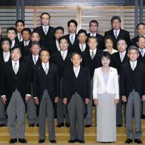 菅内閣支持74%は大丈夫なのか?