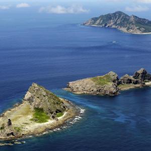 尖閣諸島からライブ配信・・・本当に!?