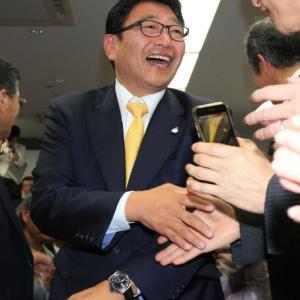 2019 姫路市長選と市議会議員選挙の結果