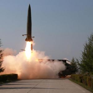 北朝鮮のミサイル発射はアメリカの意図かもしれない